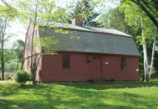 The Thomas and Esther Smith House is located in the Feeding Hills section of Agawam. Smith, a housewright, purchased the 200-acre parcel once granted to ...